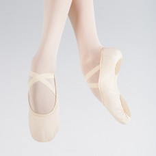 MDM Intrinsic Pink Canvas Hybrid Sole Ballet Shoes